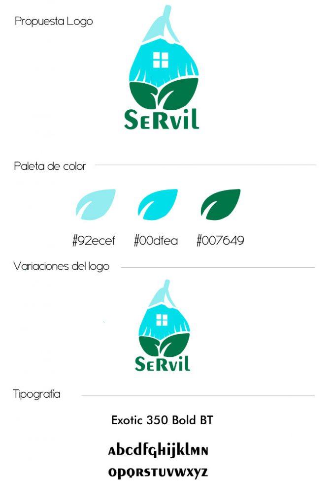 branding servil